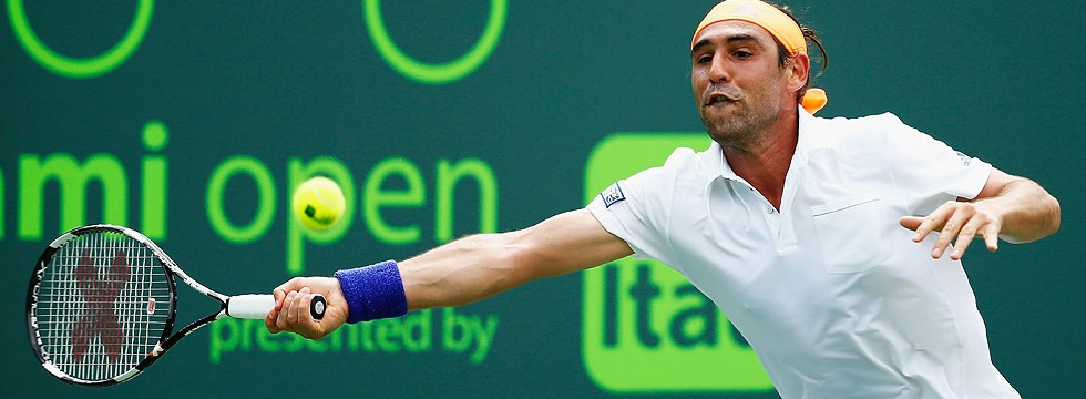 Marcos Suffers First Round Exit In Miami