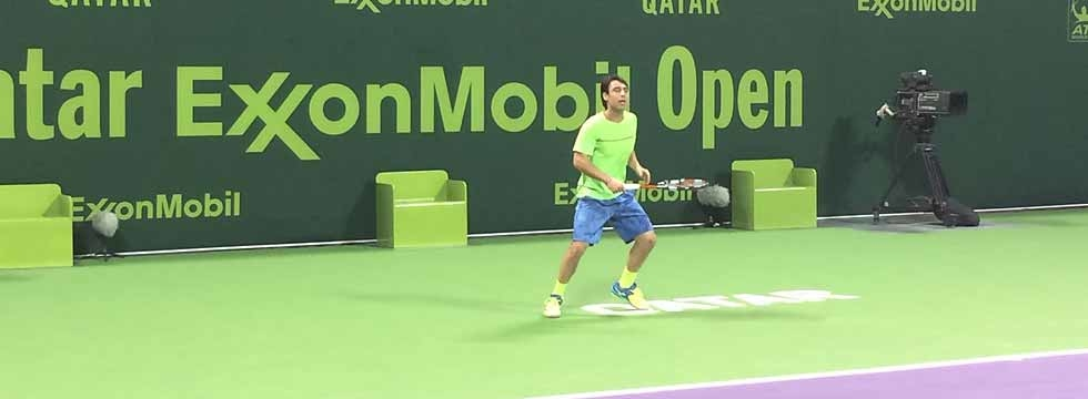 Marcos Opens 2017 Season In Doha