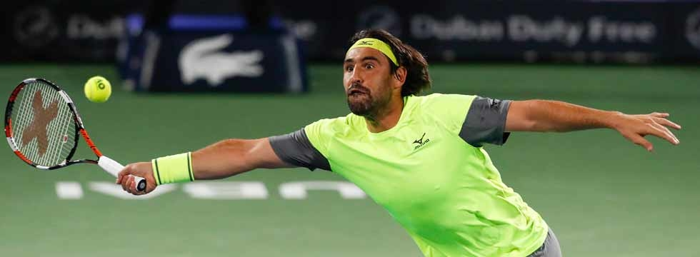 Marcos Opens Indian Wells Qualifying On Tuesday