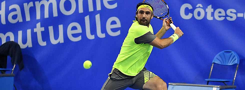 Marcos Rallies For QF Berth In St. Brieuc