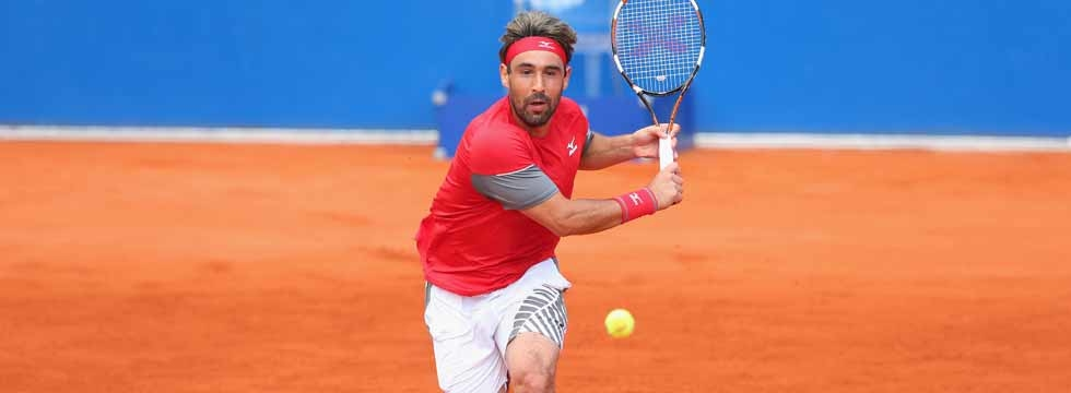 Marcos Opens Against Giraldo In Roland Garros